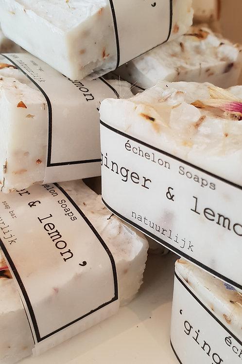 'ginger & lemon'