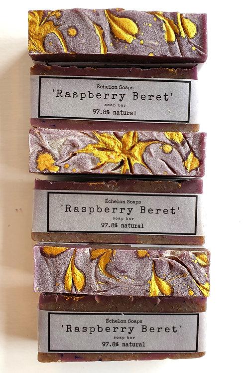 'Raspberry beret'