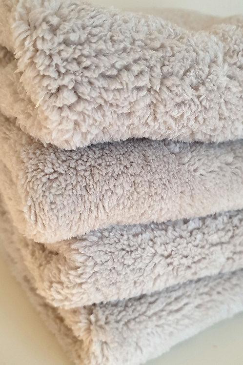 ' washcloth' taupe