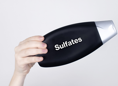 sulfaten in huidverzorgingsproducten
