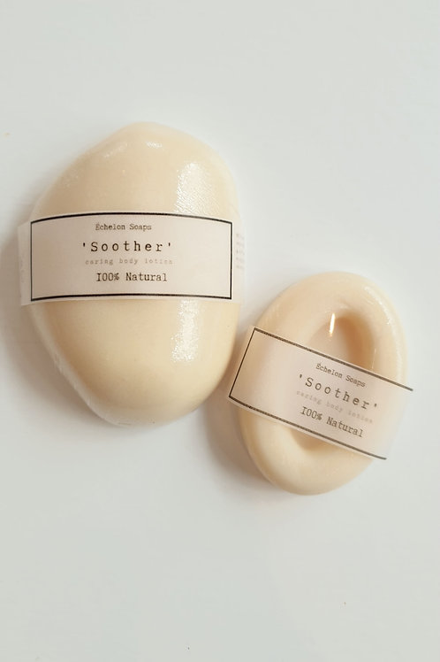 'Soother' caring body lotion