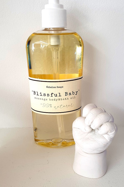 'Blissful baby'
