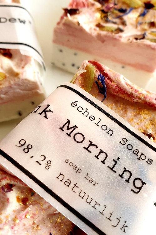 'pink morning dew'