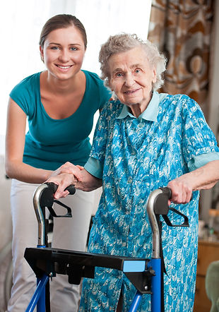 PARMEDICA HOME HEALTH CARE TORONTO includes Occupational Therapy