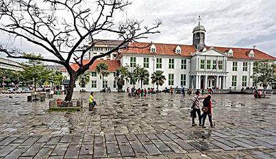 LSI PRIVATE JAKARTA CITY TOURS : See Museum Fatahillah Jakarta.