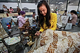 LSI PRIVATE CITY TOURS JAKARTA | See Textile Museum Jakarta.