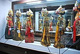 LSI PRIVATE JAKARTA CITY TOURS : See Wayang Museum Jakarta.