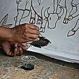 JAKARTA What To Do? Batik-Making Classes (LSI Tours Jakarta).