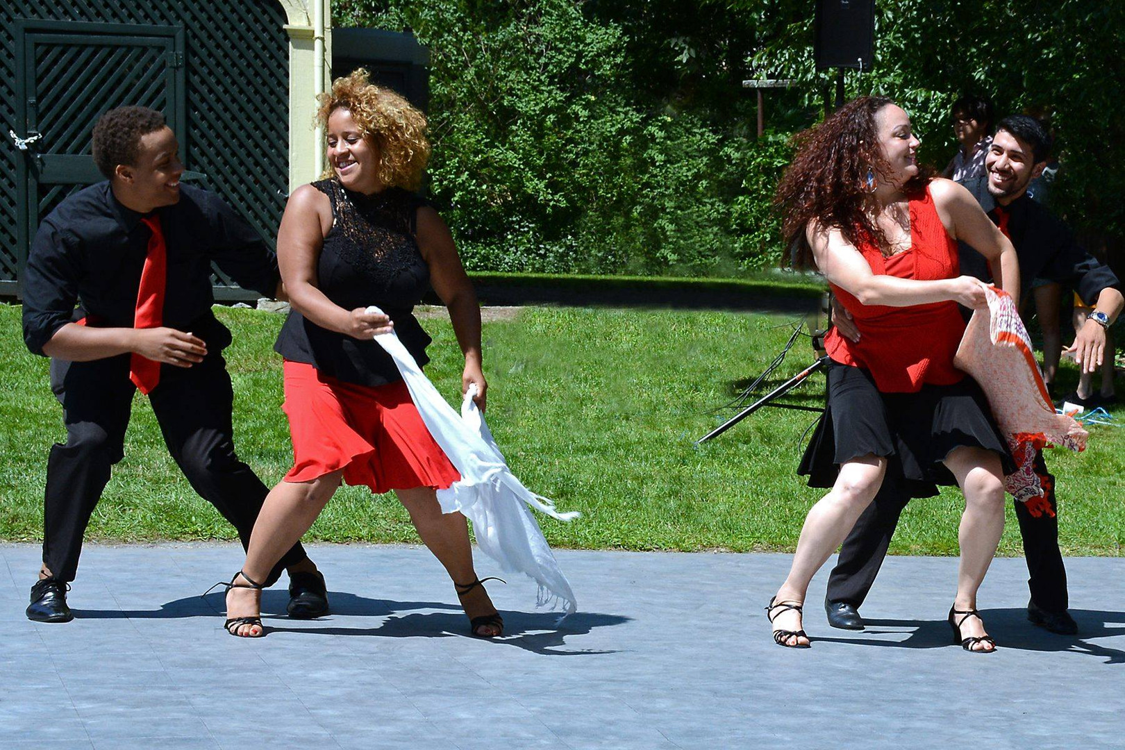 Metamovements Latin Dance Company