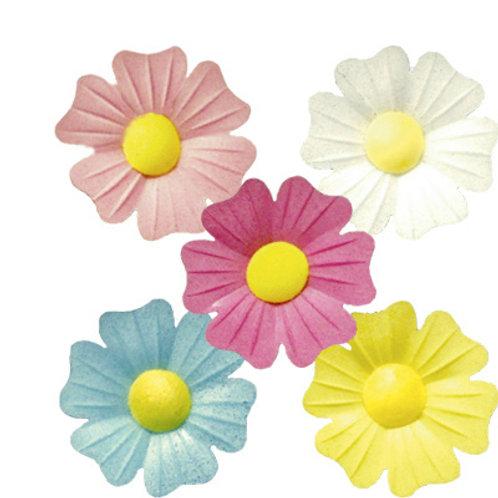 Вафельные цветы: шиповник 200шт