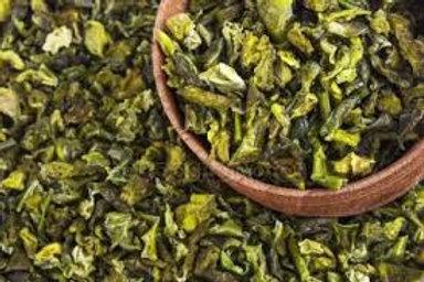 Паприка зелёная сушёная 6*6 мм/3*3мм