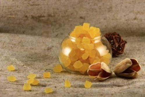 Кубики Лимонные 6*6 5 кг Румыния