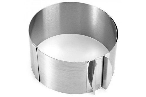 Форма кольцо раздвижное h80,d160-300 мм