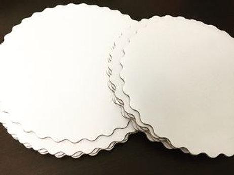 Подложка для торта d 300 без печати
