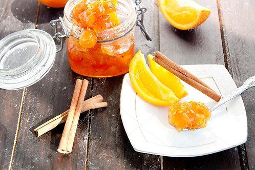 Начинка с кусочками ДЭТ апельсин