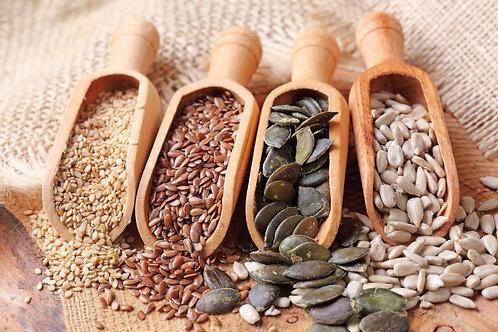 Кюрбисброт - зерновая смесь с семенами тыквы