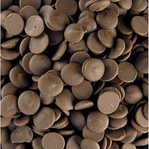 Шоколад кувертюр молочный Vizyon Select 2,5 кг