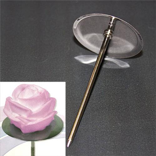 Подставка  столик д/отсадки цветка d 40 мм,металл
