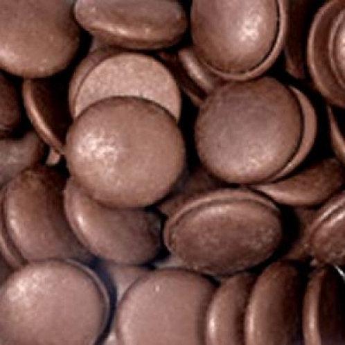 Шоколад в монетах горький 55% Vizyon Select 4пак*5 кгШоколад в монетах горький 5