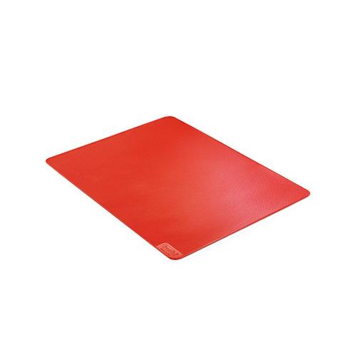 Коврик силиконовый красный 59*39 см