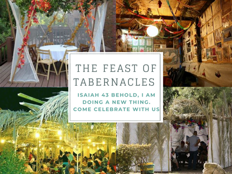 The Feast of Tabernacles does matter !