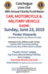 2019 Lions Club Car Show updated flyer.j
