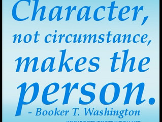 Character – Foundation for Sport & Business Success