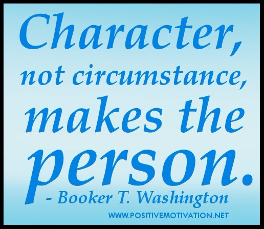 Character Building - TH Sport Psychology Consulting