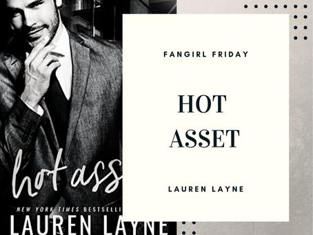 #FangirlFriday Hot Asset - Lauren Layne