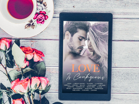 Love is Contagious is LIVE