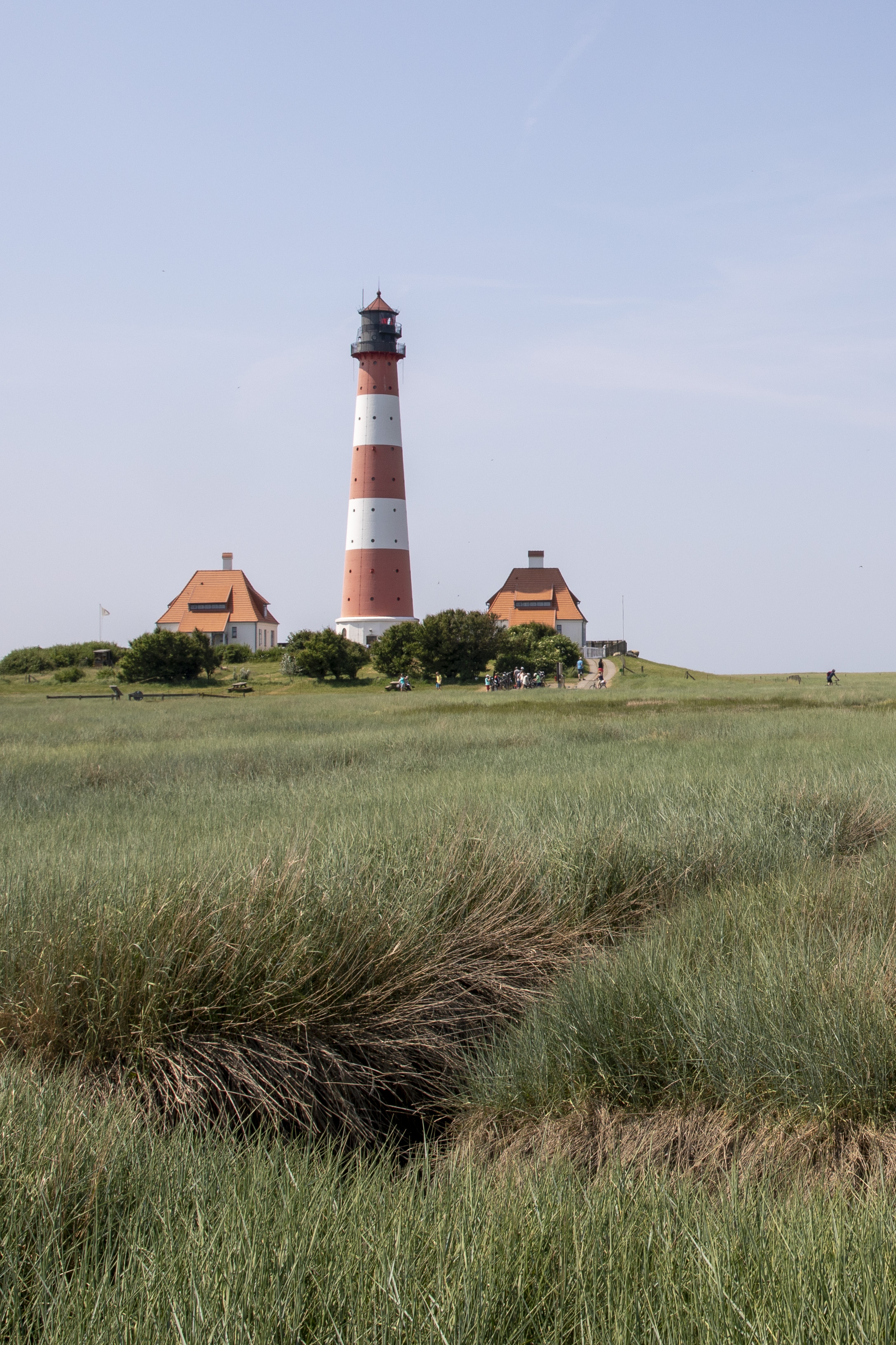 Westerhaver lighthouse