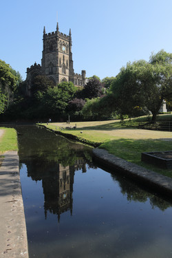 St Marys and the Canal