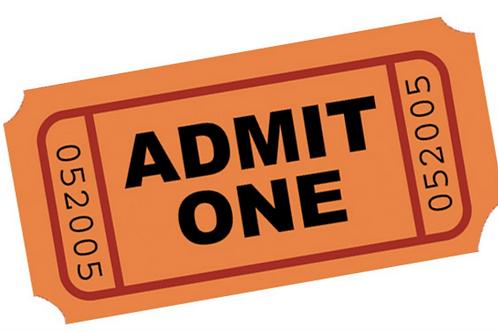 Henrietta Pettijohn Reception Ticket - non members