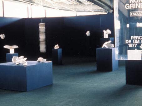 1985 - Percurso de um Módulo 1977 a 1985