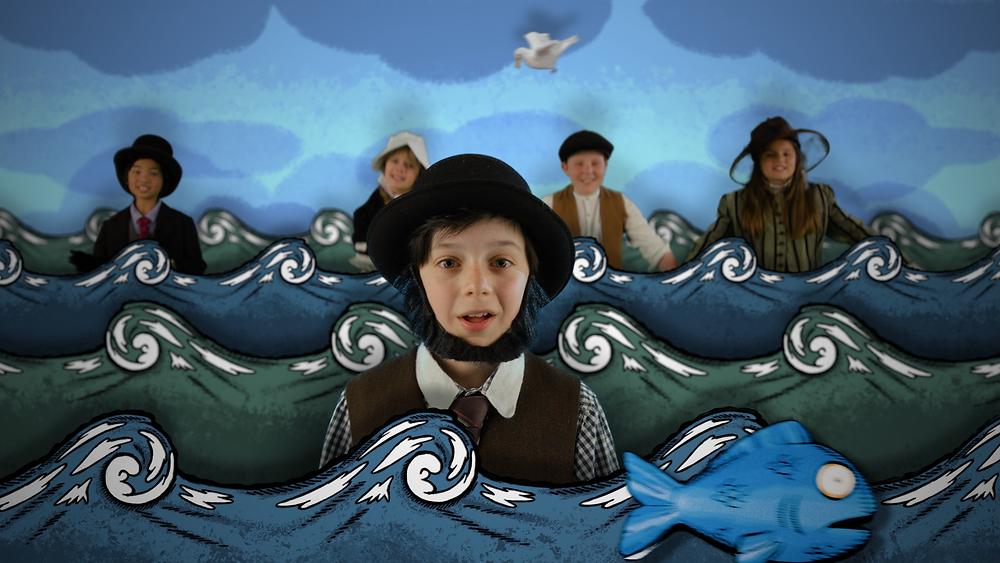 Thomas Ritchie survives the Isabella Watson shipwreck