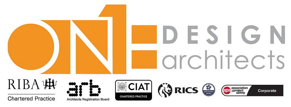 ONE DESIGN ARCHITECTS RIBA RICS CIAT APS