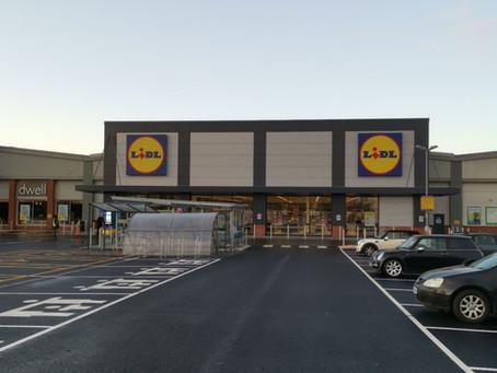Lidl - Goldstone Retail Park Opens...