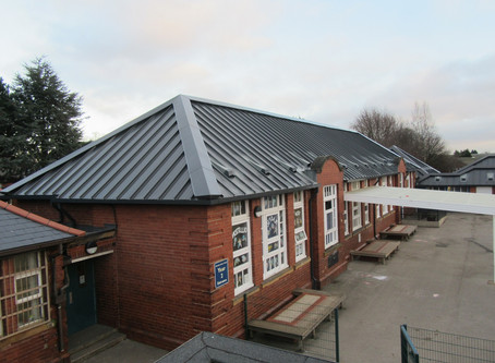 Airedale Junior School - Castleford, a structural thing...