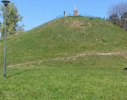Ancient Poland: The barrow of Wanda the pre-Christian Queen of Poland/Lechia