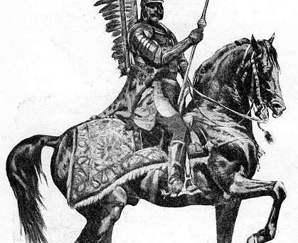 History: Polish Winged Hussars undefeated by 125 years - the best cavalry in the world!