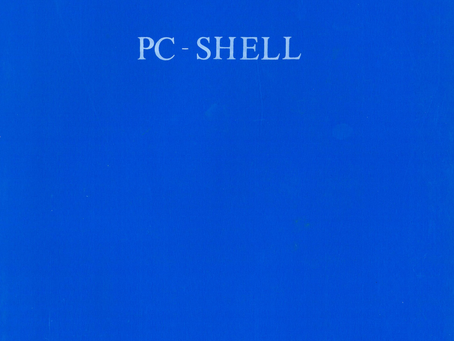 PC-SHELL: 23 years since the first version 1.0 of my hybrid expert system PC-Shell