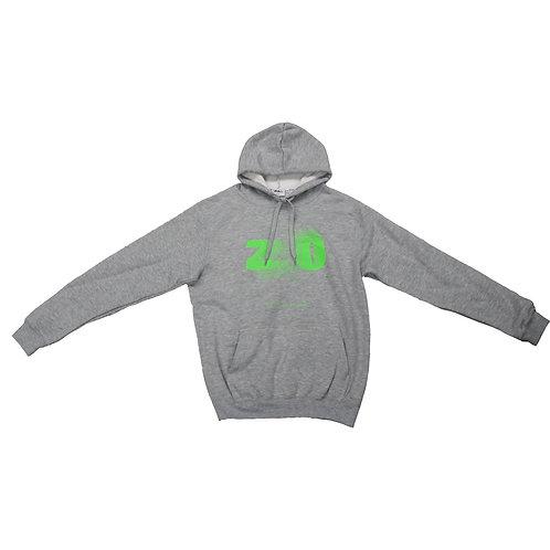 Grey 2K20 hoodie