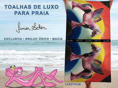 Toalha de Praia / Banho Unicórnio