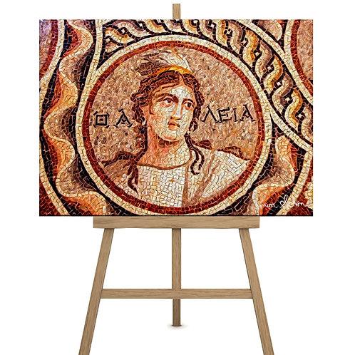 Mosaico Mitologia  Grega  120x100cm