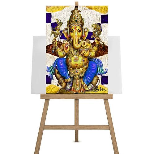 Ganesha 130x100cm