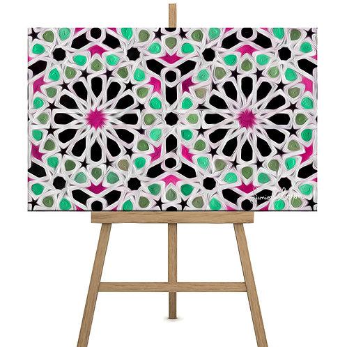 Color Mosaic  150x100cm