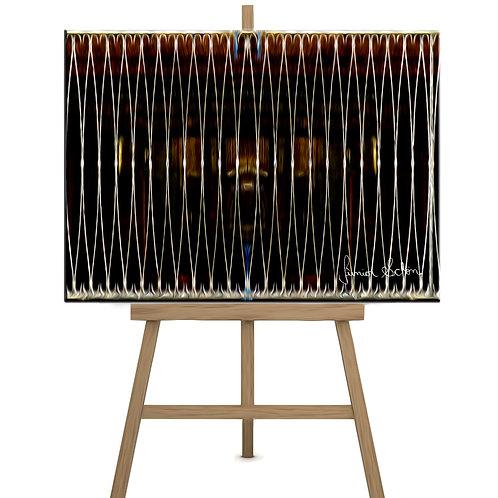 Illusory Railings  130x100cm