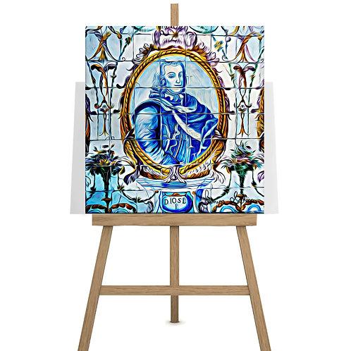 Azulejo Português  100x100 cm