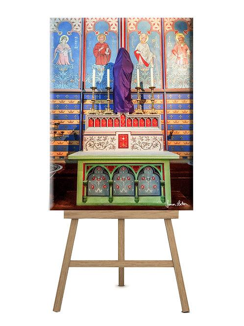 Notre Dame 130x100 cm