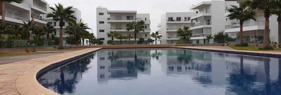 DAR BOUAZZA - Appartement avec vue mer exceptionnelle